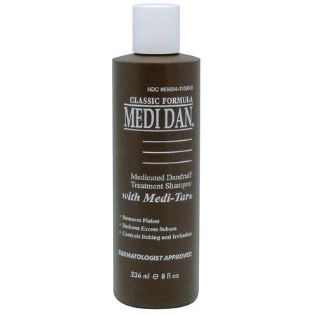 Medi-Dan Medicated Shampoo - 8oz
