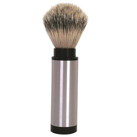 Comoy Shaving Travel Brush - Badger