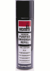 Ventti Gas Butane 300ml Refill Cans (4 X Cartons of 6 Cans)