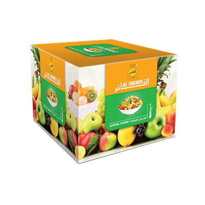 Al Fakher Shisha Cocktail Flavour 250gm