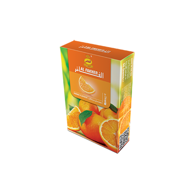 Al Fakher Shisha Orange Flavour 50gm