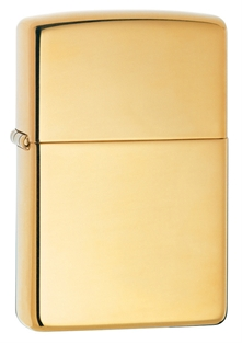 Zippo Solid Gold 18k