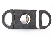 Cigar Cutter Acrylic Black (