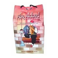Abo Alabed Charcoal with No-Accelerant 1Kg bag