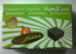 Econara Charcoal Pack (16 pieces) Premium Quality